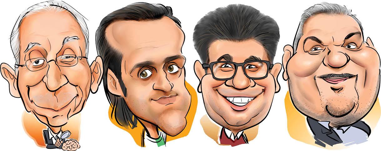 کاریکاتوریست: سعید مرادی