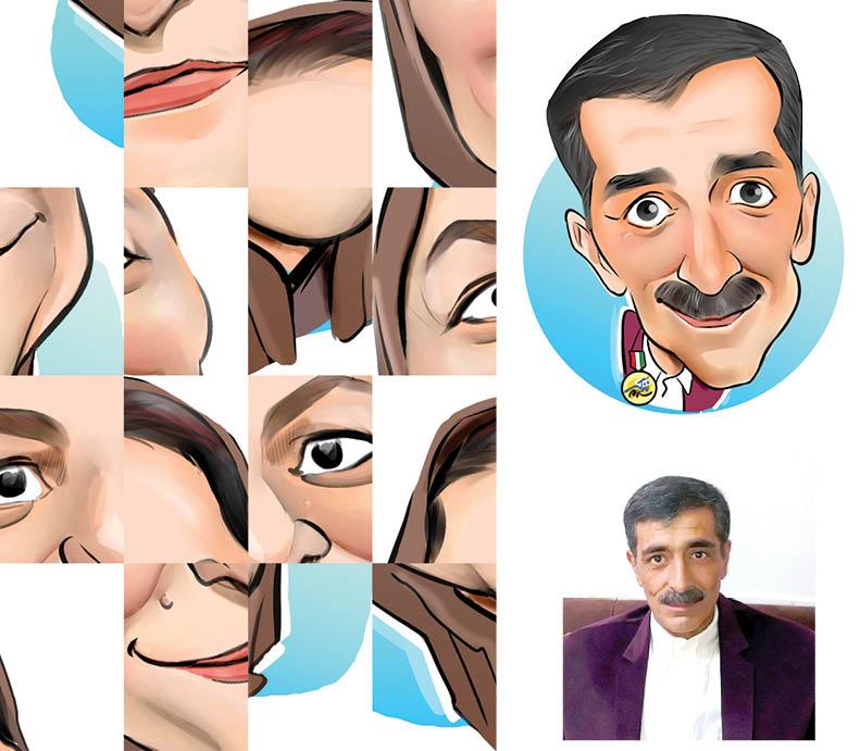 تصویر سازی : سعید مرادی
